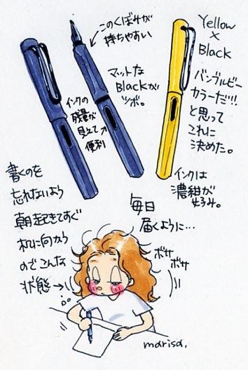 ラミー万年筆