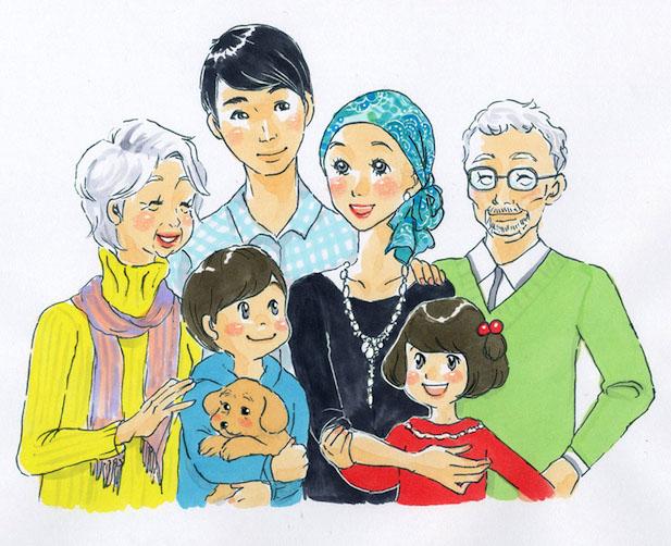 家族(小)