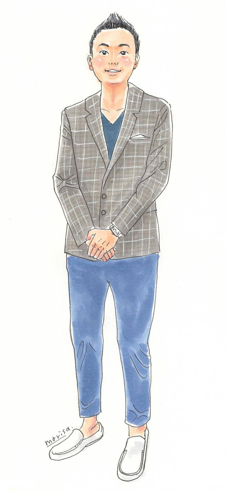 この服着たい!をイラストで叶える vol.11